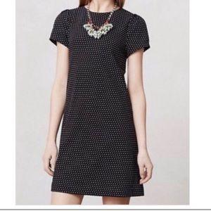 Maeve, Anthropologie brand polka dot casual dress